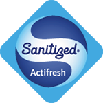 Logo Sanitized®